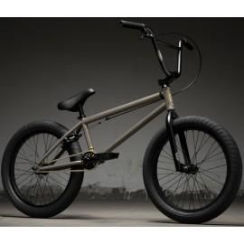 KINK Bicicleta BMX 2019 Launch Gri-Auriu