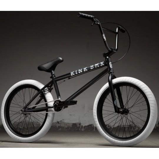 KINK Bicicleta BMX 2019 Gap FC Negru-Alb