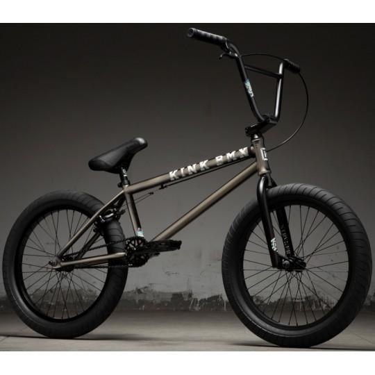 KINK Bicicleta BMX 2019 Gap XL Platinum-Negru