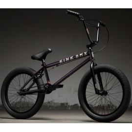 KINK Bicicleta BMX 2019 Gap XL Mov-Negru