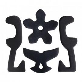 THE SHADOW CONSPIRACY Burete de schimb pentru cască Classic 5mm