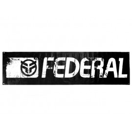FEDERAL Banner 50x200cm