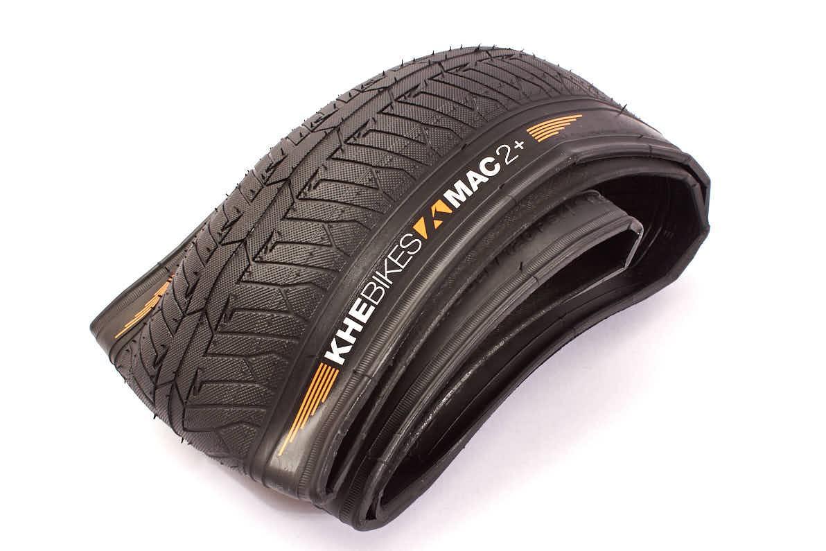 KHE Cauciuc Premium MAC2+ kevlar 20x2.30 STREET negru