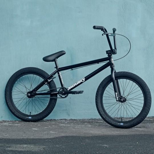 SUNDAY Bicicleta BMX 2019 Blueprint 20 negru lucios 20 TT