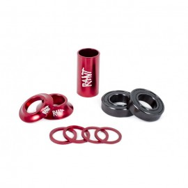 RANT BB Set Mid Bang Ur Rosu 19mm