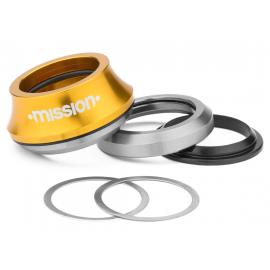 MISSION Headset Integrat Turret, auriu