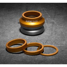KINK Headset Integrat II, 41.8 x 45, portocaliu