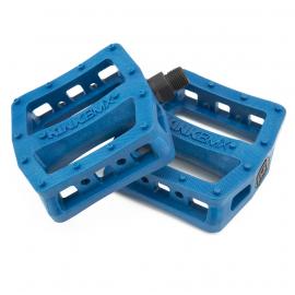 KINK Pedale Hemlock 9/16, plastic, albastru