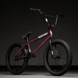 KINK Bicicleta BMX 2020 Curb Rosu