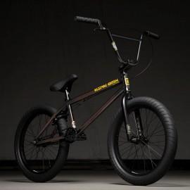 KINK Bicicleta BMX 2020 Gap Negru-Maro