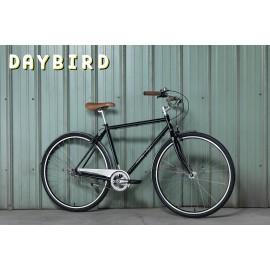 FAIRDALE Bicicleta - Daybird, urban, negru