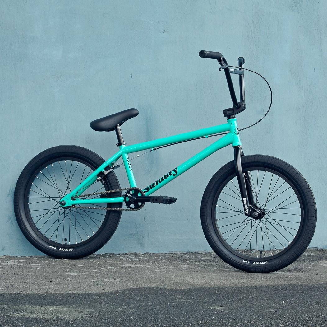 SUNDAY Bicicleta BMX 2019 Scout 20 Turcoaz 20.75TT