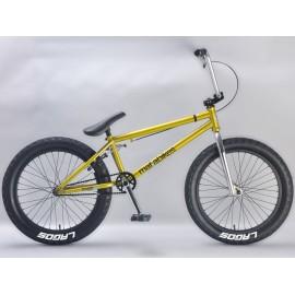 MAFIABIKES Bicicleta BMX Kush2plus Auriu