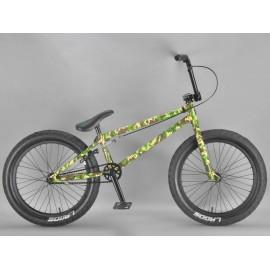 MAFIABIKES Bicicleta BMX Madmain 20 Camo
