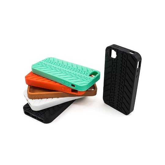 KINK Kink Lyra Tire Style iPhone 4/4S Case seafoam