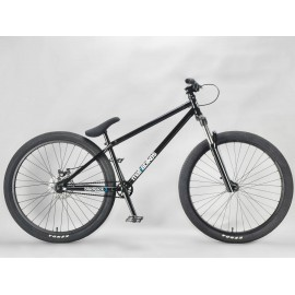 MAFIABIKES Bicicleta MTB Blackjack D Negru