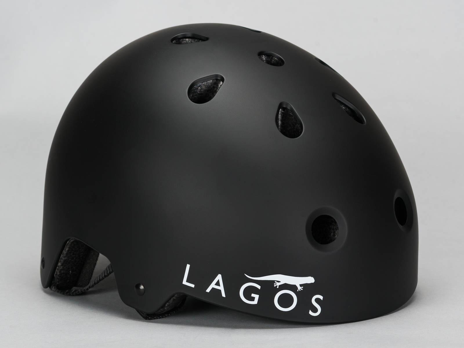 LAGOS Casca, negru M