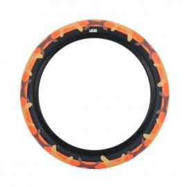 CULT Cauciuc Vans 20x2.40, portocaliu camo cu perete negru