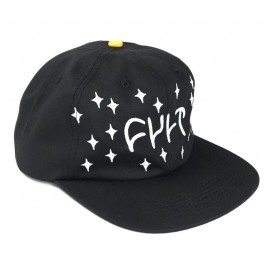 CULT Sapca Dream 6-panel, Negru