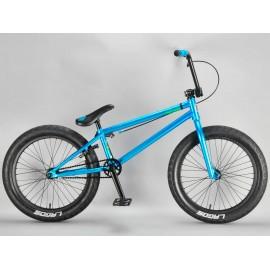 MAFIABIKES Bicicleta BMX Madmain 20 Turcoaz