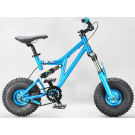 MAFIABIKES Bicicleta Mini Rig Turcoaz