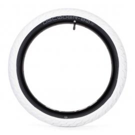 eclat Cauciuc DECODER 20x2.30 80 PSI, sarma, alb-negru